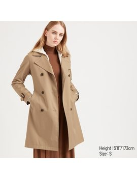 Women Trench Coat (9) by Uniqlo