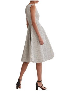 Panelled Flare Dress by Country Road