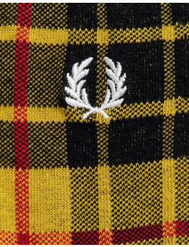 Fred Perry Tartan Socks by Fred Perry's