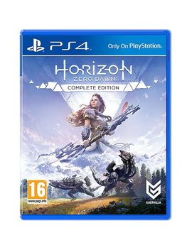 joc-horizon-zero-dawn-complete-edition-playstation-4 by sony