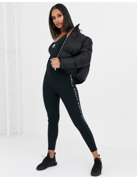 Nike Air Black Unitard Jumpsuit by Nike