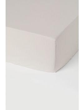 Натяжная простыня из хлопка by H&M