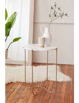 Annette Side Table by Urban Outfitters
