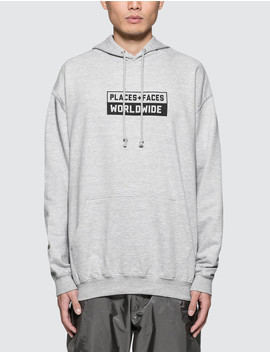 Box Logo Hoodie by Places + Faces