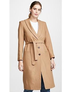 Wrap Coat by Laveer