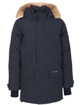 Fur Hood Coat by Canada Goose