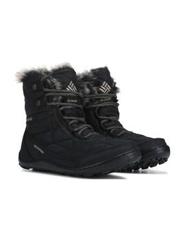 Women's Minx Shorty 3 Omni Heat Waterproof Winter Boot by Columbia