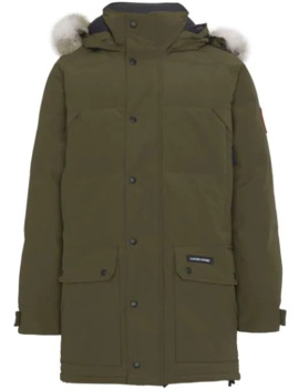 Emory Parka Coat by Canada Goose