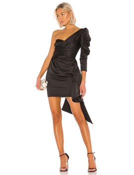 The Baddest Dress In Black by Katie May