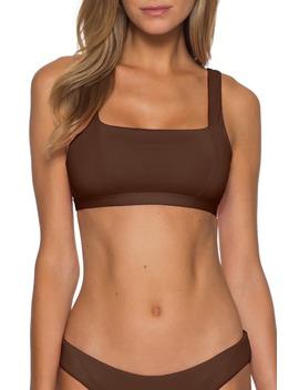 Color Code Bikini Top by Becca