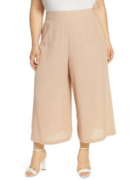 Easy Cropped Pants (Plus Size) by Leith