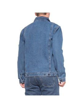 Dickies Heritage Denim Ike Jacket   Flannel Lined (For Men) by Dickies