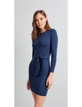 Zara Tie Dress by KookaÏ