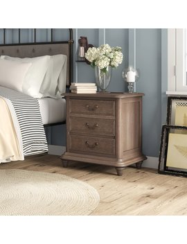 Calila 2 Drawer Nightstand by Birch Lane