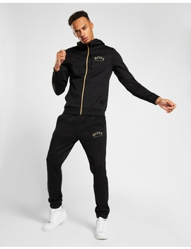 Boss Saggy Full Zip Hoodie by Jd Sports