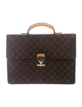 Monogram Laguito Briefcase by Louis Vuitton
