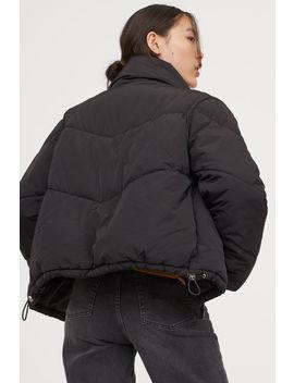Объемная дутая куртка by H&M