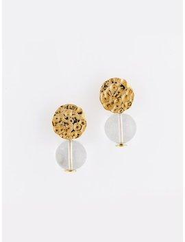 Modern Weaving Mini Textured Global Earrings by Garmentory