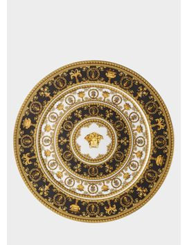 I ♡ Baroque Service Plate 33 Cm by Versace