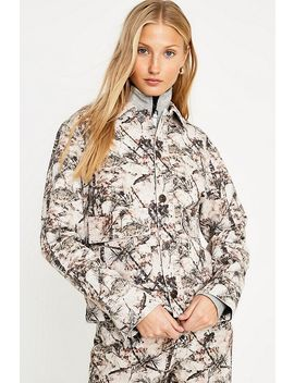 Bdg Woodland Print Utility Jacket by Bdg