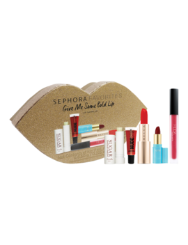 Give Me Some Bold Lip Set by Sephora Favorites