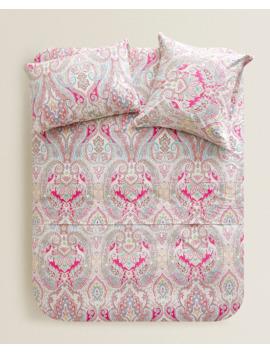Bettbezug Mit Paisleyprint BettbezÜge   BettbezÜge   Schlafzimmer by Zara Home