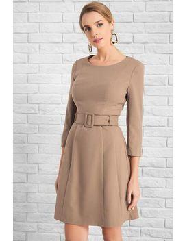 Sukienka Z Paskiem by Orsay