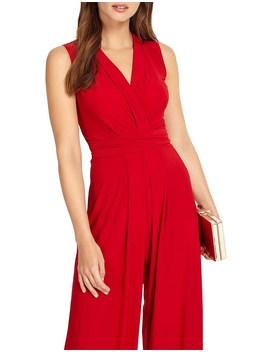 Tia Sleeveless Jumpsuit by Phase Eight