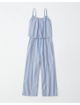 Tiered Jumpsuit by Abercrombie & Fitch