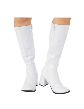 Women's Go Go Costume Boots by Rubie's
