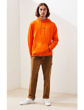 Pac Sun Los Angeles Neon Pullover Hoodie by Pacsun