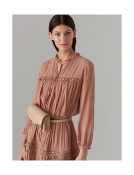 Sukienka Z Wiązaniem Przy Dekolcie by Mohito
