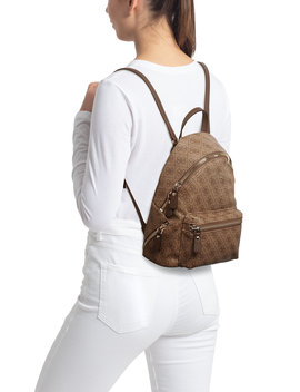 Leeza Small Backpack by Guess