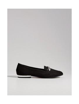 Loafersy Z Ozdobnym łańcuszkiem by Mohito