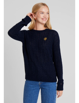 Essential Cable   Maglione by Tommy Hilfiger