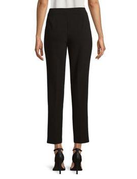 Side Zip Pants by Karl Lagerfeld Paris