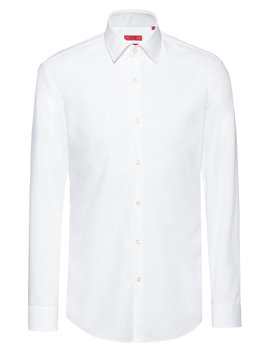 Slim Fit Hemd Aus Baumwolle Slim Fit Hemd Aus Baumwolle by Boss