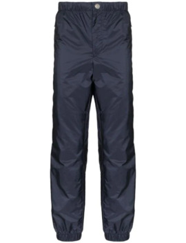 Tapered Track Trousers by Prada