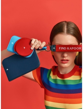 Three Bag   Red by Find Kapoor