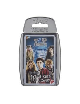 Harry Potter Top Trumps 30 Witches And Wizards by Harry Potter