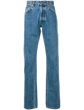 Gerade Jeans by Helmut Lang