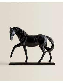 Horse Figurine Cushions   Bedroom   Kids by Zara Home