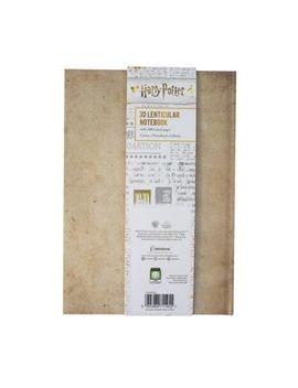 Harry Potter Lenticular Notebook No Cdu by Novelty