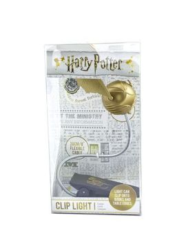 Harry Potter Golden Snitch Lumi Clip by Harry Potter