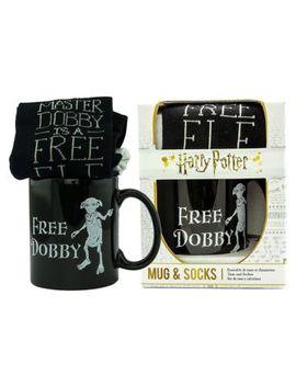 Harry Potter Dobby Mug & Socks by Harry Potter