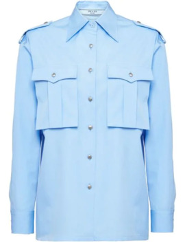 Military Shirt by Prada