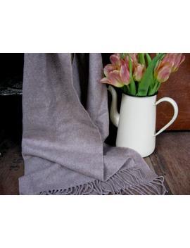 Beige Wool Scarf, Vintage Scarf, Tassel Scarf, Cosy Scarf, Neutral Scarf, Unisex Scarf, Warm Scarf, Vintage Wool Scarf, Mens Scarf, Ladies by Etsy