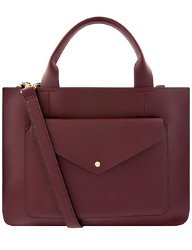 Grace Front Pocket Handheld Bag by Accessorize