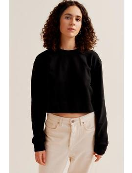 Cropped Sweatshirt by Kotn