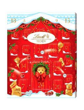 Lindt Teddy Adorable Advent Calendar 250g by Lindt